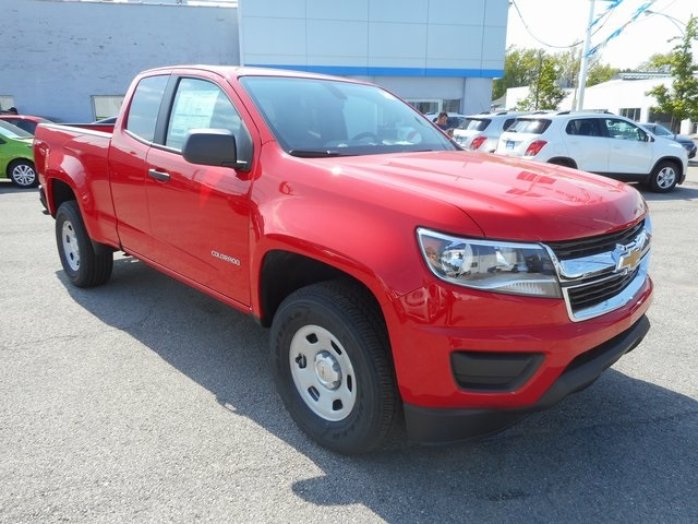 new 2016 chevrolet colorado work truck 4d extended cab in merrillville 000g1902 mike anderson. Black Bedroom Furniture Sets. Home Design Ideas
